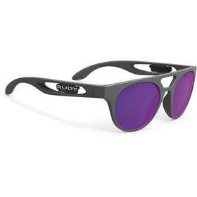 Rudy Project Fiftyone Lunettes, pyombo matte/multilaser violet